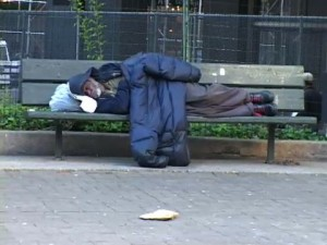 Homeless in America: Albert in D.C.